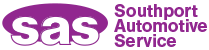 SAS Auto Repair Logo